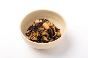 大豆とひじき煮の写真
