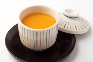 豆乳の茶碗蒸しの写真