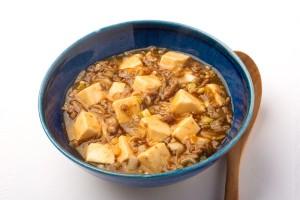 マーボー豆腐の写真