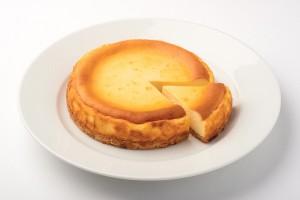 チーズケーキの写真